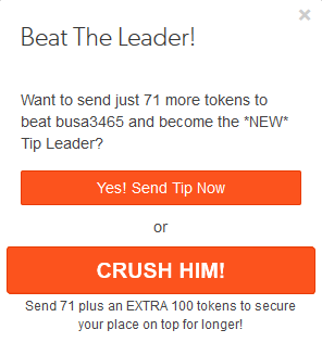 Beat The Leader